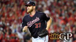 MLB Betting - Nationals vs. Cardinals NLCS Game 1 Odds