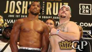 Boxing Picks - Anthony Joshua vs. Andy Ruiz Jr. Betting Preview
