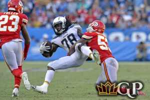 Chiefs vs. Chargers Odds Analysis