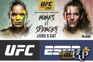 UFC 250 Odds - Amanda Nunes vs. Felicia Spencer Betting Picks