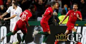 UEFA Nations League Odds - Portugal vs. Switzerland
